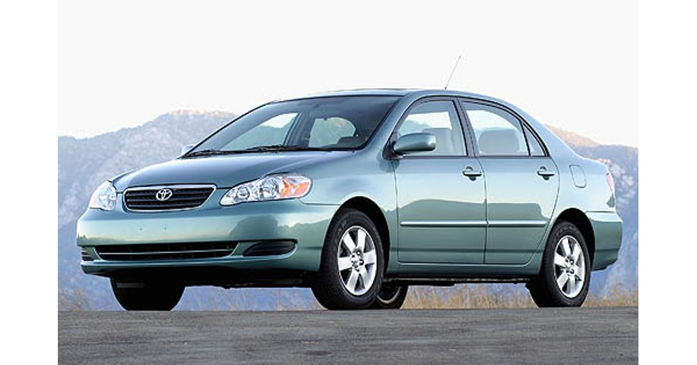 Toyota Corolla E120 (2003-2007) Reviews - ProductReview com au