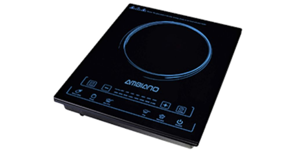 Ambiano Aldi Portable Induction Cooktop