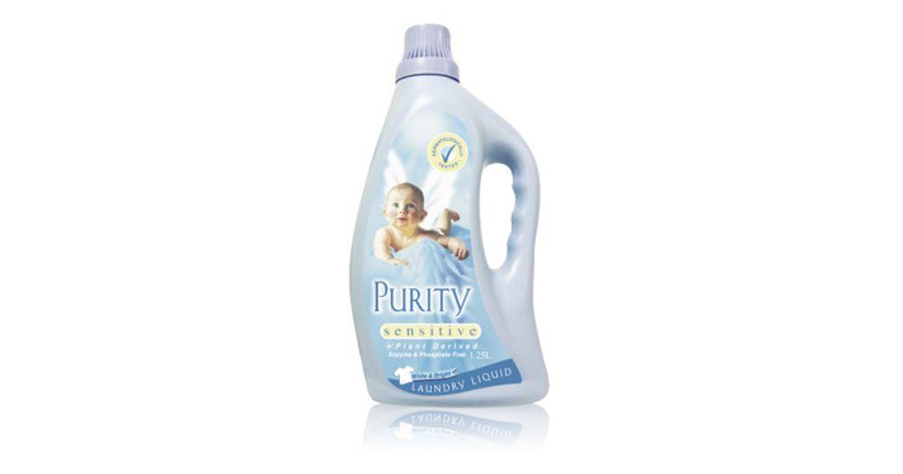 Purity Sensitive Laundry Liquid
