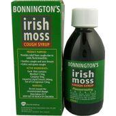 Bonnington's Irish Moss Cough Syrup