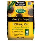 Brunnings Potting Mix