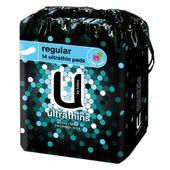 U by Kotex Regular Ultrathin Pads