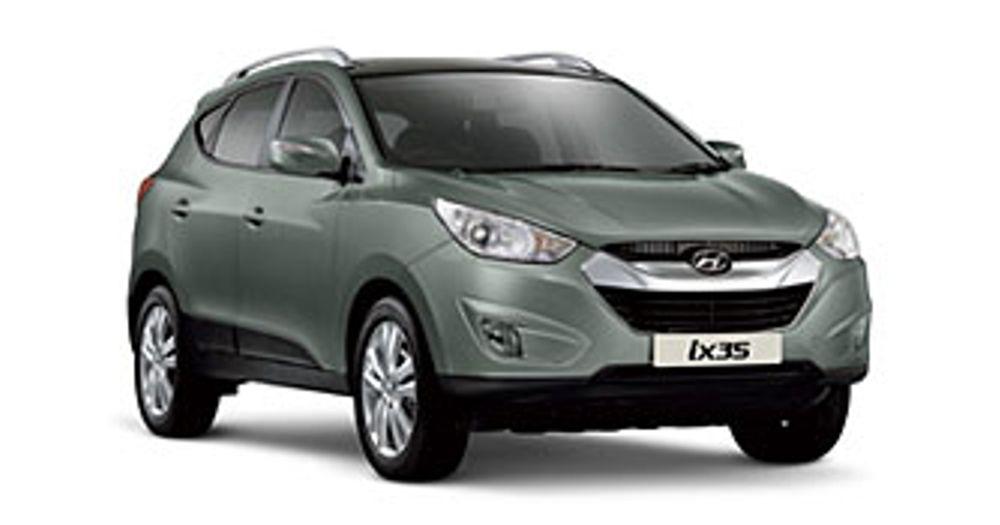 Hyundai ix35 Reviews - ProductReview com au