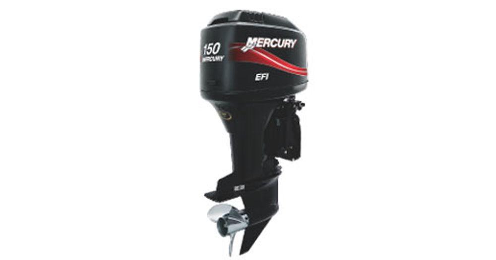 Mercury 150 HP EFI