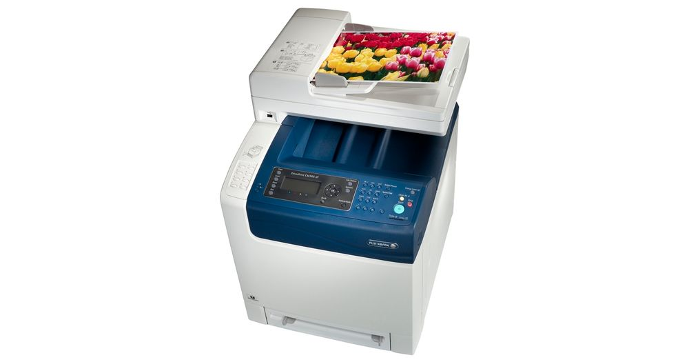 Fuji Xerox DocuPrint CM305 df Reviews (page 2