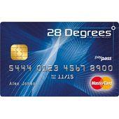 28 Degrees Mastercard