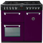Belling Colour Boutique BR900DFWB (Wild Berry)