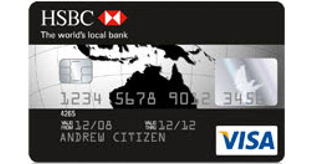 HSBC Credit Card Reviews - ProductReview com au