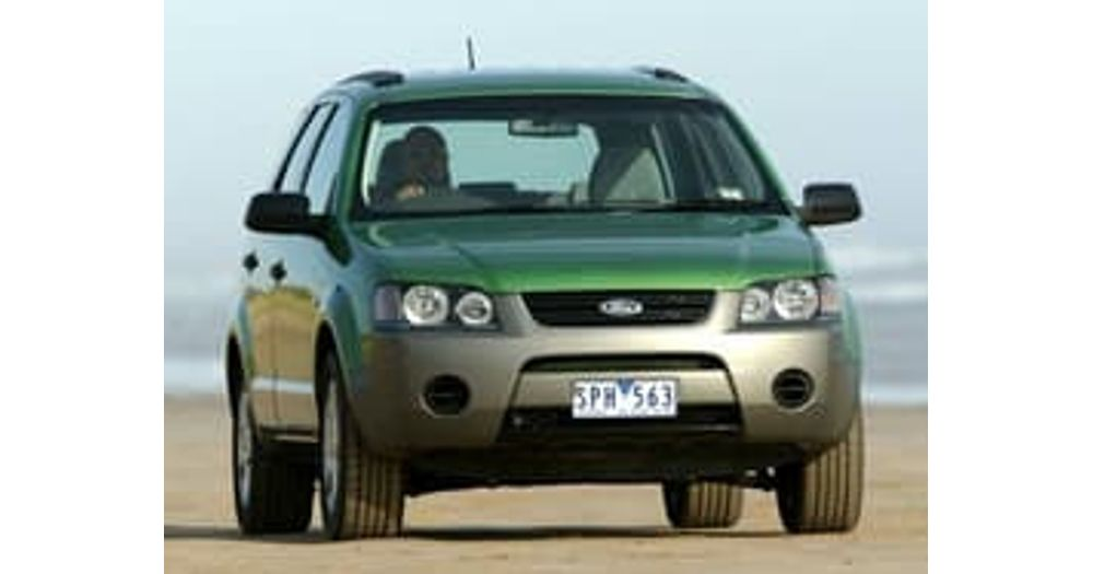 Ford Territory SX (2003-2005) Questions - ProductReview com au