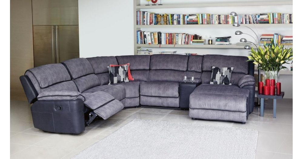 Fix Cut Leather Couch