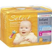 Woolworths Select Contour Fit Nappies