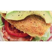 Woolworths Chicken BLT Roll With Avocado & Mayo
