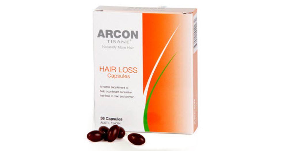 Tisane Hair Capsules