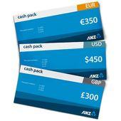 ANZ Cash Packs