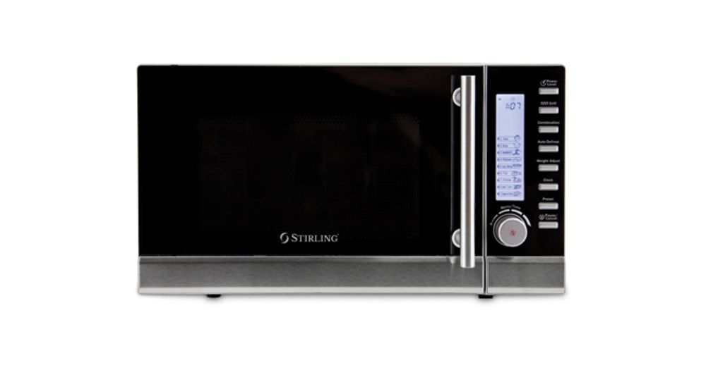 aldi stirling convection microwave review