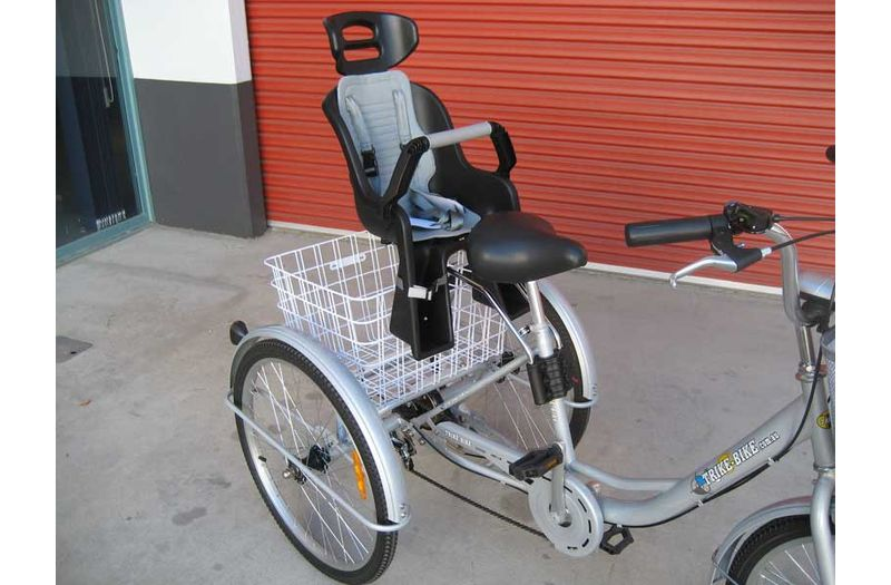 Trike Bike Three Wheel Adult Tricycle