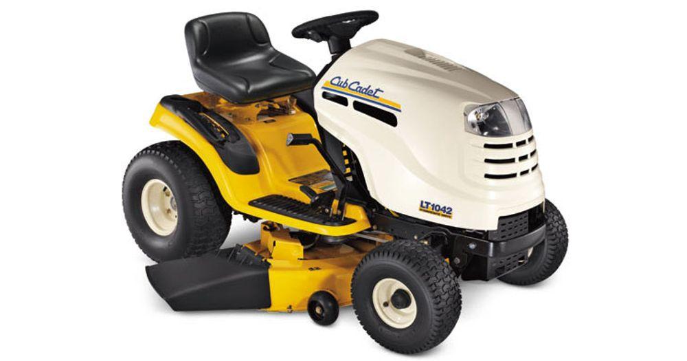 Hydrostatic Lawn Tractor LT 1042
