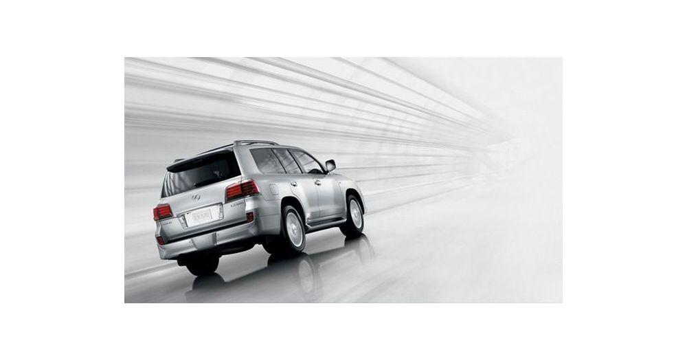 Lexus LX 470 Reviews - ProductReview com au