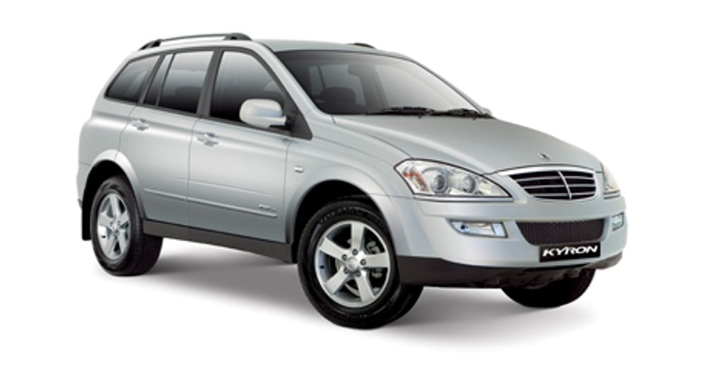 SsangYong Kyron D100 (2005-2012) Questions (page 3