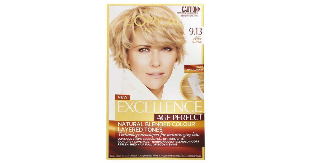 L\'Oreal Paris Excellence Age Perfect Reviews - ProductReview.com.au