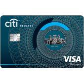 Citibank Citi Rewards Platinum