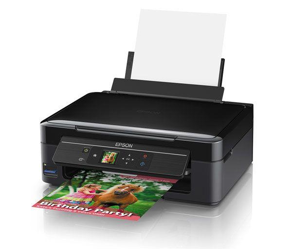 Xp 320 printer