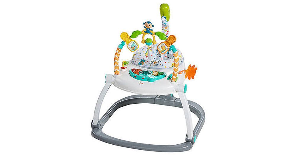 e662df2fc Fisher-price Colourful Carnival SpaceSaver Jumperoo Reviews ...