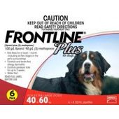 Frontline Plus Plus for Extra Large Dog (40-60kg)