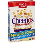 Uncle Tobys Cheerios Original