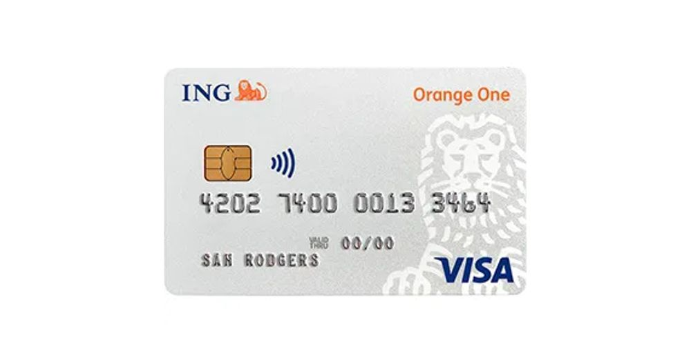 ING Orange One Reviews - ProductReview com au