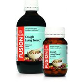 Fusion Health Cough Lung Tonic