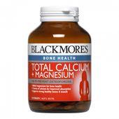 Blackmores Total Calcium + Magnesium