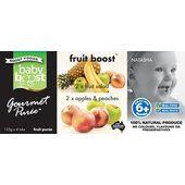 Baby Boost Gourmet Puree Fruit Boost