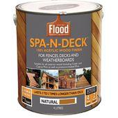 Flood Spa-N-Deck