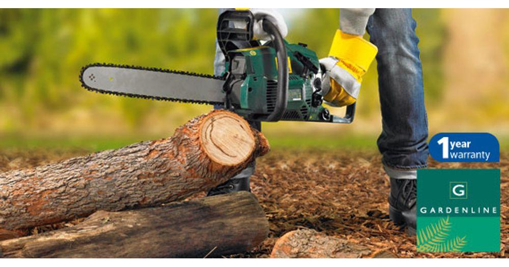 GardenLine (Aldi) Petrol Chainsaw