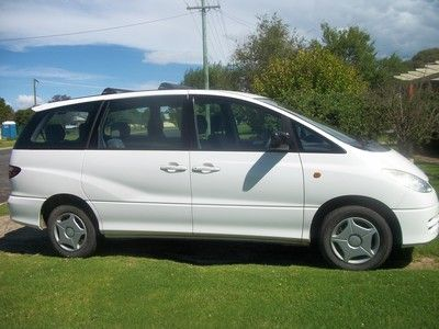 Toyota Tarago Reviews