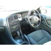 Holden Vectra JS (1998-2002)