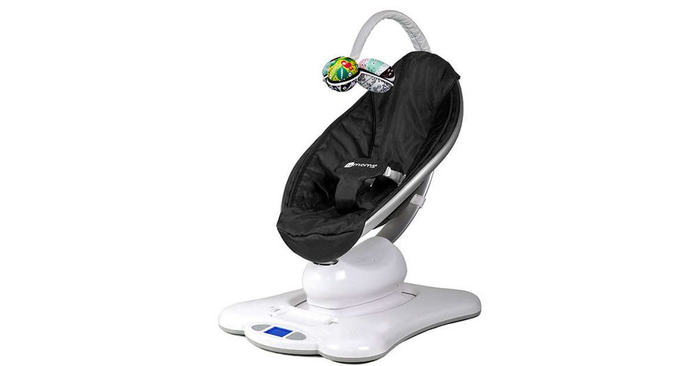 6e78dd4c1142 4moms MamaRoo Reviews - ProductReview.com.au