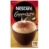 Nescafé Café Menu Range