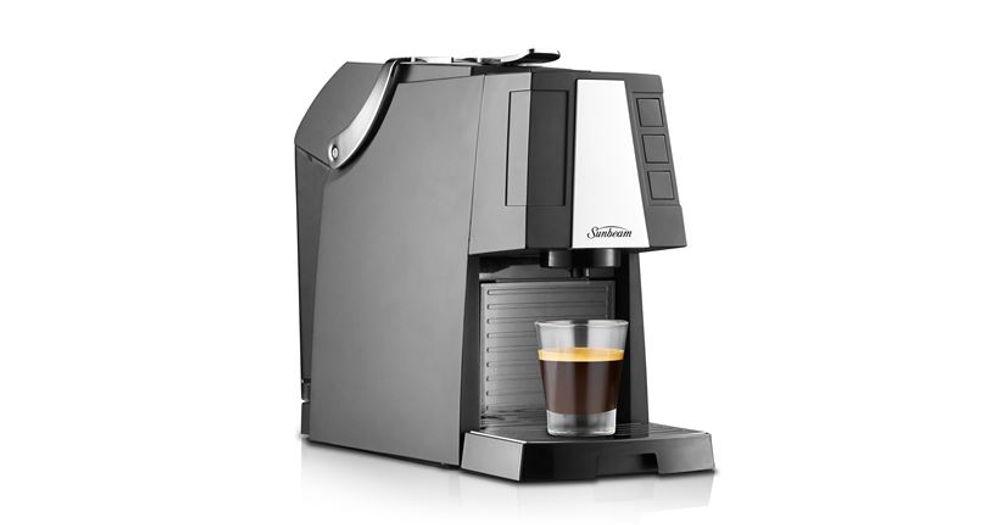 sunbeam multi capsule coffee machine review