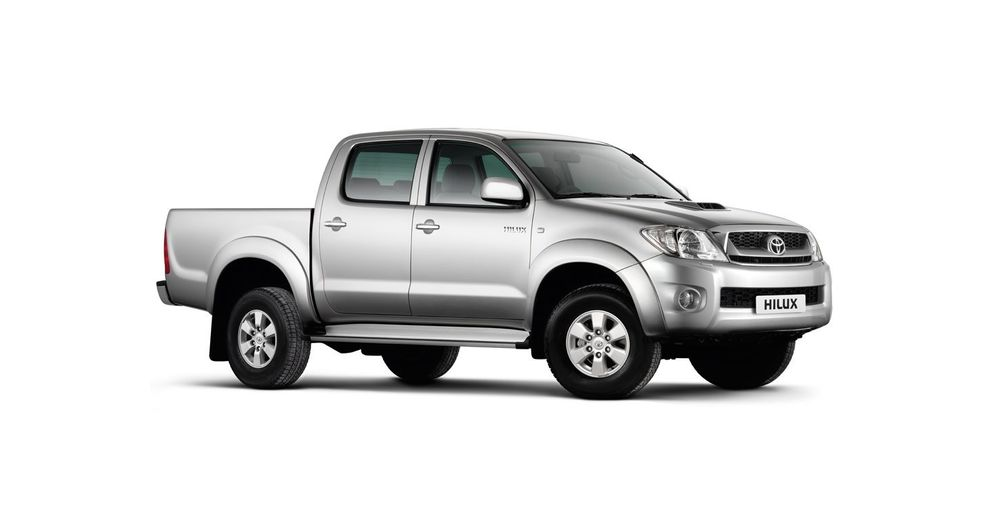 Image result for toyota hilux 2008
