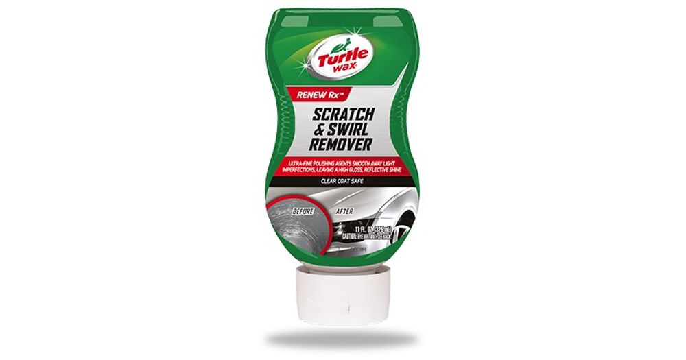 Image result for Turtle Wax Scratch and Swirl Remover