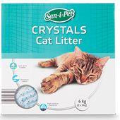 Sani Pet Cat Litter Crystals