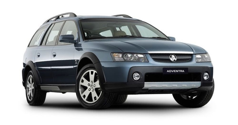 Holden Adventra Reviews - ProductReview com au