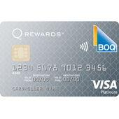 Bank of Queensland Platinum Visa
