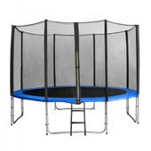 Breeze Trampolines Spring Trampoline 14ft