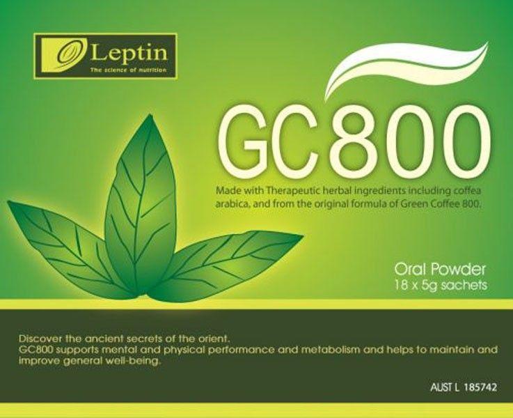 green coffee 800