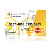 Commonwealth Bank Travel Money Card