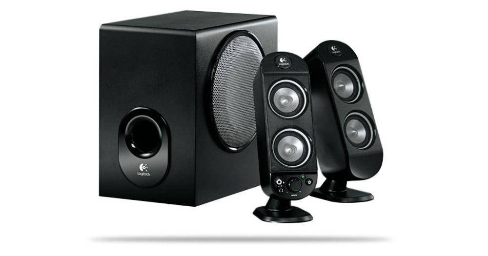 7f45bff4714 Logitech X-230 Computer Speakers Reviews - ProductReview.com.au