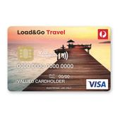 Australia Post Load&Go Travel Card